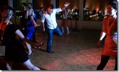 Leading Ladies rocks the dance floor approaching 2am!